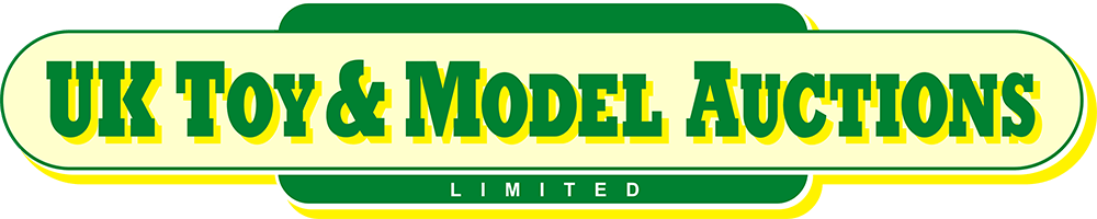 UK Toy and Model Auctions Ltd Logo